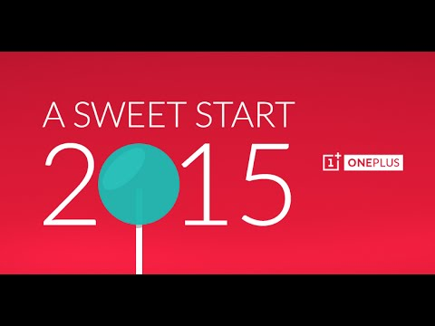 OnePlus One avec Android Lollipop