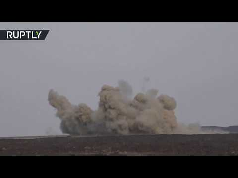 Syrian army advances against ISIS east of Sweida province