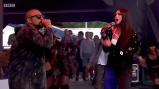 Sean Paul   No Lie (ft. Dua Lipa)  BBC Big Weekend 2017