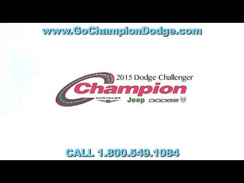 2015 DODGE CHALLENGER Los Angeles, Downey, Huntington Beach CA - NEW DEALS & SALE