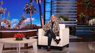 Ellen Makes Her Own NFT