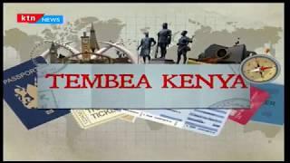 Mkahawa wa kuvutia katika msitu wa mlima Kenya; Serena Mountain Lodge-Tembea Kenya: KTN Leo Wikendi