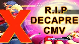 USF4 R.I.P Decapre CMV