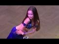 Алина Пазинич ☀ Belly Dance Improvisation Solo FINAL Juvenals ☀ Ukrainian Oryantal Dans Championship