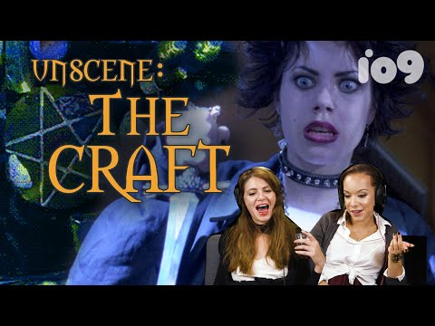 We Inducted A New Member IntoThe Craft'sCoven