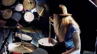 Kelsey Cook - 311 : All Mixed Up - Drum Cover