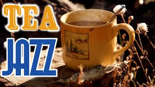 Tea Time PIANO JAZZ Music To Relax and Enjoy a Cuppa ☕ High Tea Jazz Music