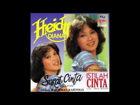 , title : 'Heidy Diana - Istilah Cinta'