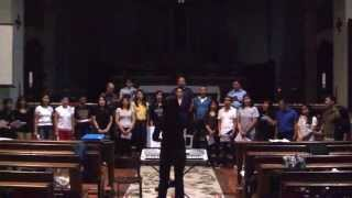 SAN TOMASO CHOIR - PRAYER OF SAINT FRANCIS (by Ryan Cayabyab)