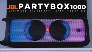 jbl partybox 300 unboxing - TH-Clip