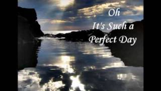 Duran Duran\\Perfect Day with lyrics(HQ)