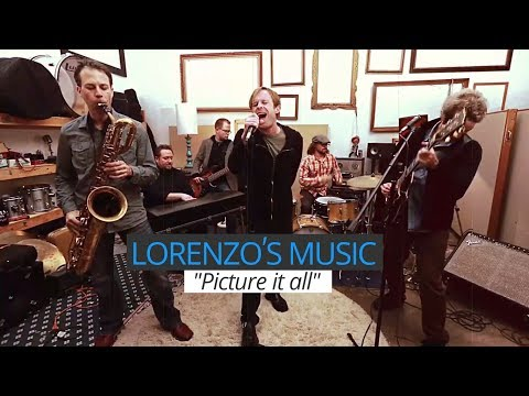 Lorenzo's Music - Picture it all (Band Version)