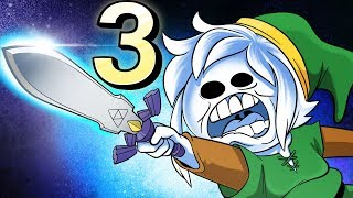 Oney Plays Zelda Parallel Worlds - Ep 3 - For the Good of the Snake