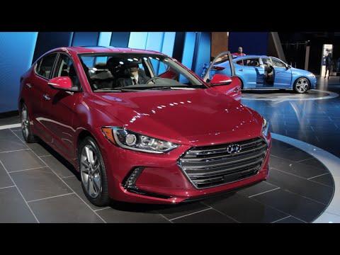 2017 Hyundai Elantra - 2015 L.A. Auto Show