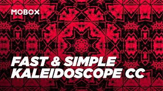 Trippy Kaleidoscopic Effect - After Effects Tutorial (CC