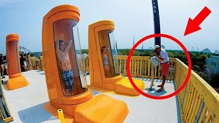 This is the Most Dangerous Attraction in the World!