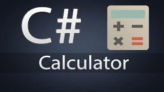 Create A Basic Calculator In C#