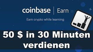 Wie man mit Bitcoin Geld verdient, ohne zu investieren