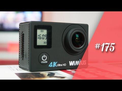 WiMius Q4 eine 4K Actioncam unter 60 Euro? // deutsch // in 4K // #175