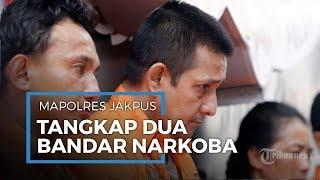Dua Bandar Narkoba di Jakarta Pusat Ditangkap Polisi