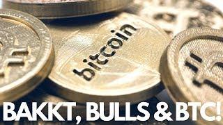 Why is BTC Mildly Bullish? Bitcoin and Bakkt Updates!