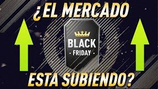 FIFA 18. BLACK FRIDAY. ¿EL MERCADO ESTA SUBIENDO?