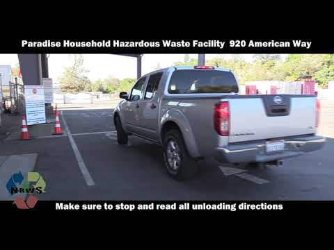 Northern Recycling and Waste Services - Household Hazardous Waste