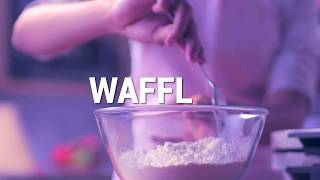 Recipe With Koryo Waffle Maker
