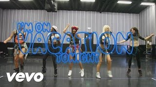G.R.L. - Vacation (Lyric)