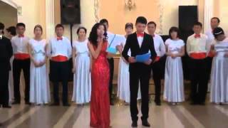 Вальс гимназии Гани Муратбаева