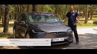 Vídeo | Tesla Model X P100D