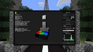 Minecraft в OpenComputers (3D-движок, освещение, воксельный мир)