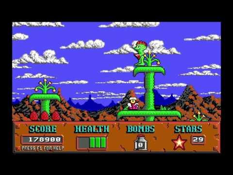 Longplay: Cosmo's Cosmic Adventure 1 (1992) [MS-DOS]