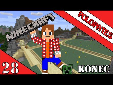 Poslední díl ze série | Minecraft | #28
