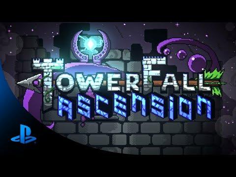 Sony potvrdila vydán indie hry TowerFall na PS4