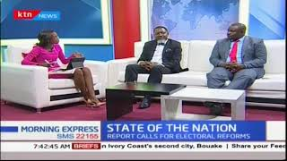 Morning Express - 11th January 2017: - [Part 2] - State of the Nation - EU Election Report