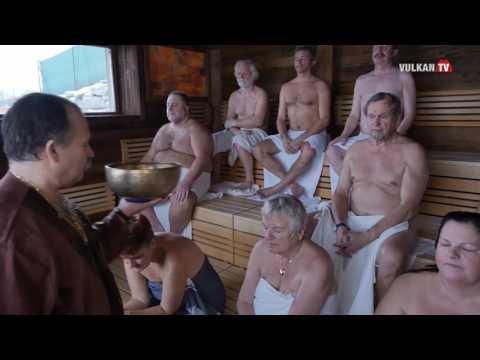 Sauna-Aufguss-Vizestaatsmeister im Larimar