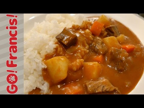 Do You Know Yokosuka Navy Curry? | Go! Francis! Cooking With Dog
