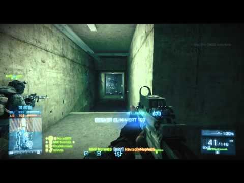 Eine Runde online: Battlefield 3 Metro 46:3 - Lug und Trug, Schauspielerei im Internet - ZilianOP