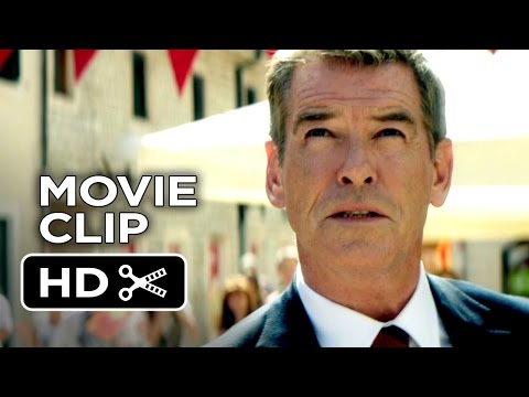 The November Man Clip 'Betting on You'
