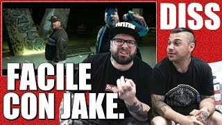 NERONE   PIU FORTE DI ME Feat. JAKE LA FURIA | RAP REACTION 2018