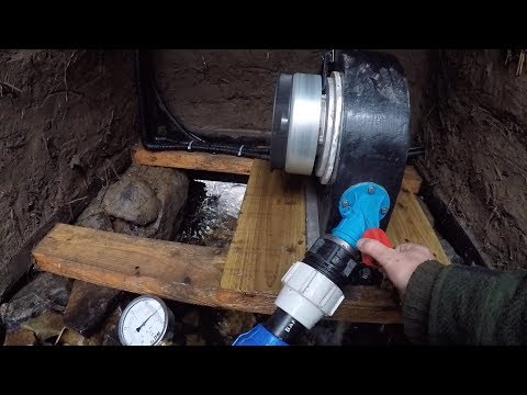 DIY Micro Hydro Part 16 Powering Up The Turbine