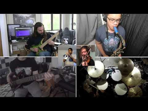 Thank you Scientist - Wrinkle (Full Band Cover)