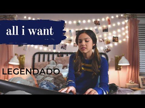 Olivia Rodrigo - All I Want   LEGENDADO [PT-BR]