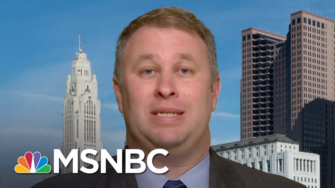 Polls Show Hillary Clinton, Donald Trump Tied In Ohio | MSNBC thumbnail