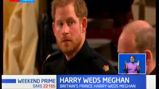 Britain's prince Harry weds Meghan Markle-Weekend prime
