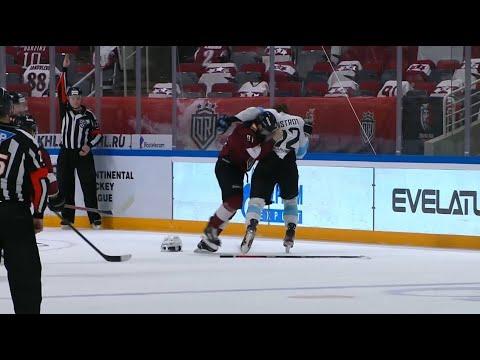 Daniels Berzins vs. Vladimir Alistrov