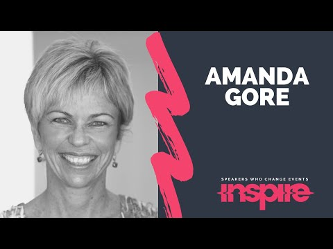 Amanda Gore - The secret formula for joy at TEDxNoosa 2014