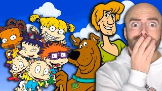 10 Old Kids Shows that had HORRIBLE Messages thumbnail