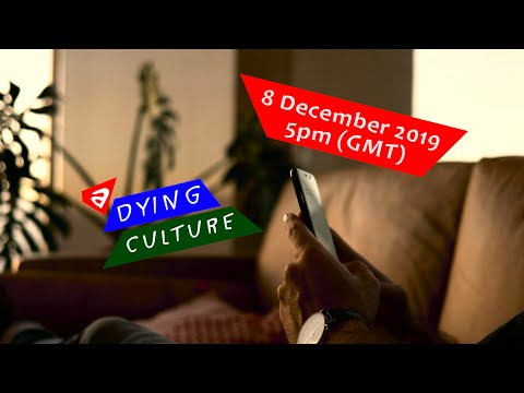 A Dying Culture | Release trailer